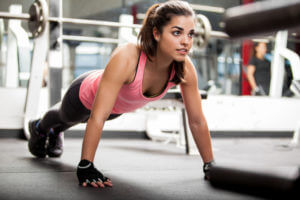 ćwiczenia na biust